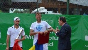 Ungur a câştigat challengerul de la Arad, Copil se mulţumeşte cu finala!