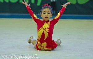 """Micile gimnaste pregătesc """"naţionalele"""" la Arad"""
