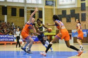 Înscrierea în FIBA EuroCup, în linie dreaptă