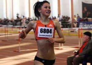 Mădălina Florea, record personal şi calificare la Europene