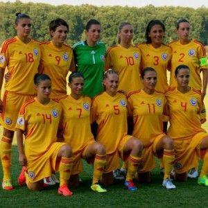 Naţionala feminină a României va avea un meci amical cu Moneasa