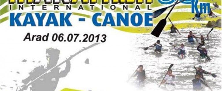 Maraton internaţional de kaiac-canoe