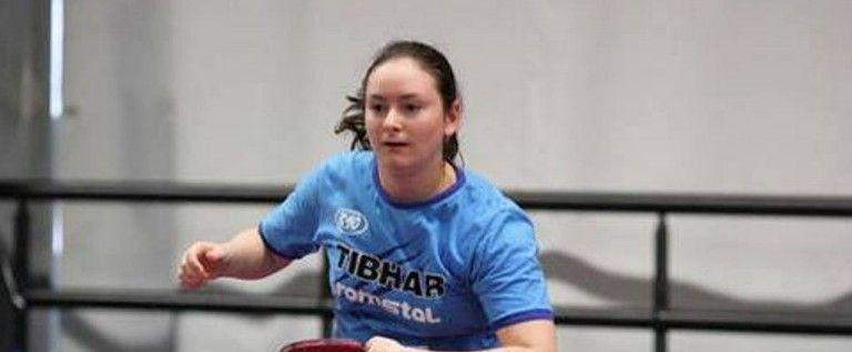 Bianca Crişan, printre remarcatele Campionatelor Balcanice de tenis de masă