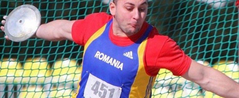 Încă patru medalii la Naţionalele de atletism: Gag, două de aur la greutate, Florea, argint şi bronz la 5.000. de metri