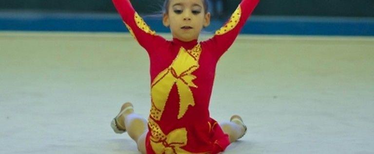 """Micile gimnaste au urcat pe podium la """"naţionale"""""""