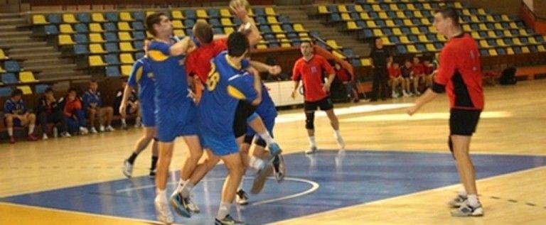 Handbalul masculin arădean revine în eşalonul secund
