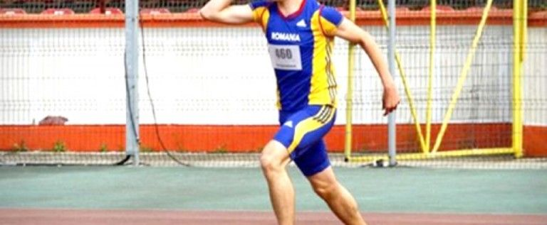 Suliţa lui Rusu a ratat titlul la juniori