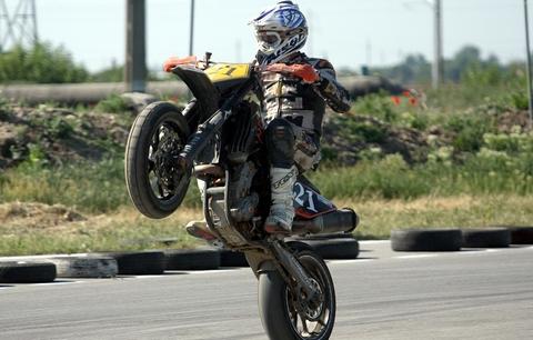 Trăistaru a câştigat Speed Park Moto Challenge