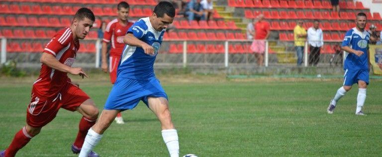 UTA şi Sebişul, egale într-un amical util pentru ambele echipe