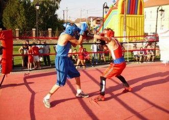 Gală internaţională de box la Pecica