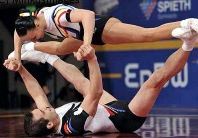 Iordan şi Petruse, la Jocurile Mondiale de la Cali