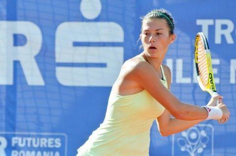 """ITF Arad: Goia şi Mitrea, """"out"""" la dublu"""
