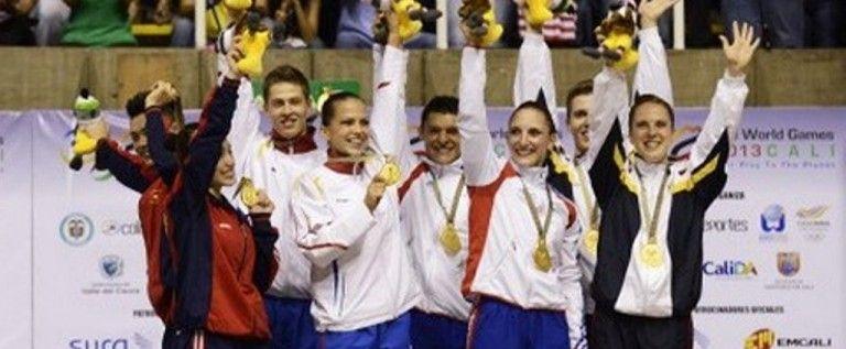 Gimnaştii arădeni au urcat pe podium la Jocurile Mondiale!