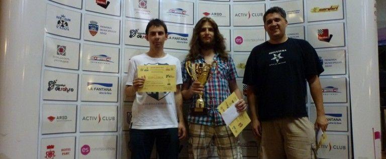 Tarlev a câştigat Arad Open 2013