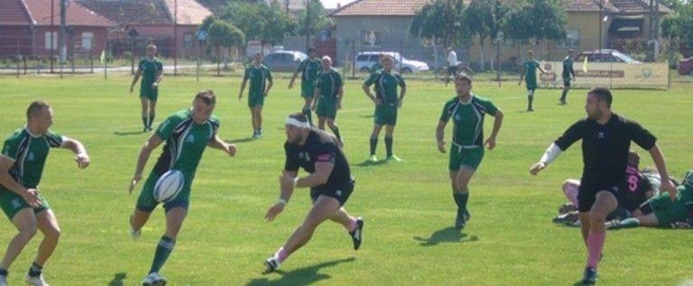 CSU Arad înfruntă liderul Diviziei Naţionale la rugby