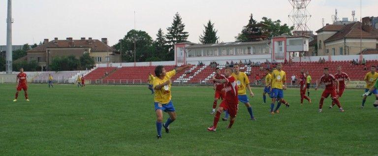 """UTA nu se mai poate antrena pe """"Francisc Neuman"""", iar meciul cu Mioveniul e în pericol"""