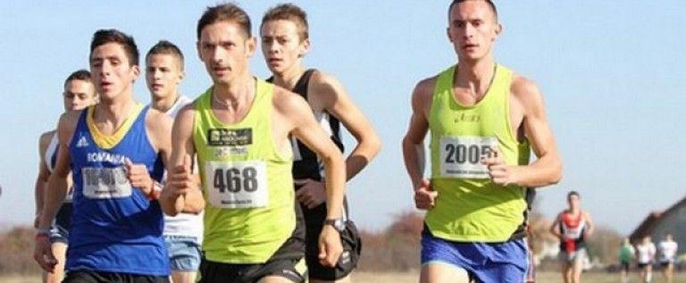 Sorin Mîneran, medaliat cu bronz la semimaratonul României
