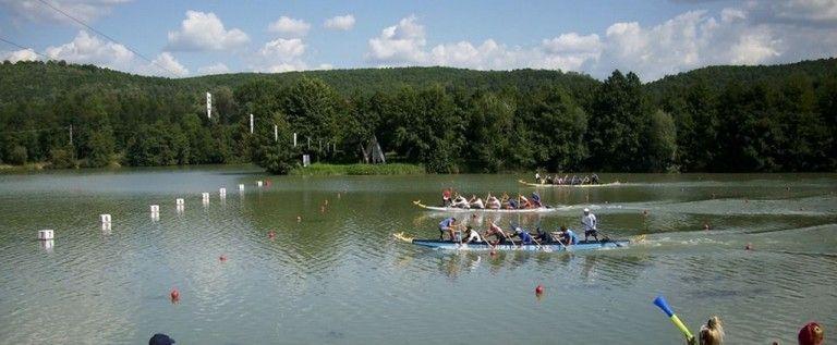 Voinţa Arad, în top la masters şi dragon-boat