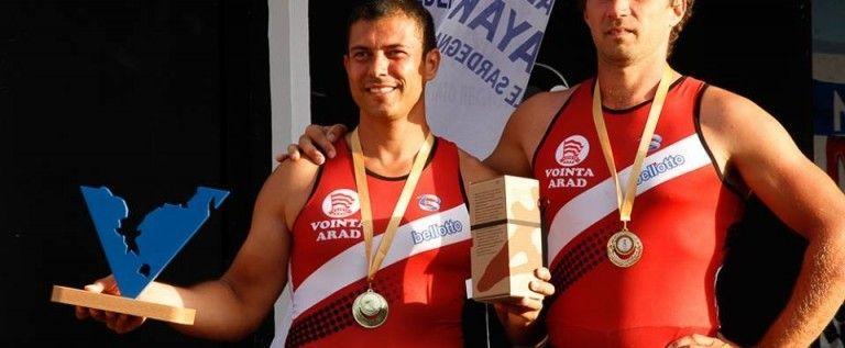 Medalie de aur la Cupa Mondială de kaiac-surf