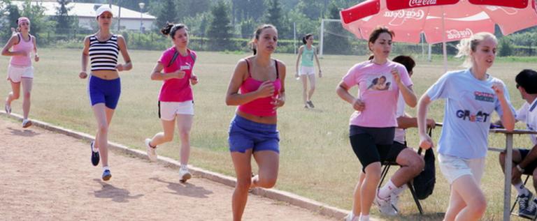 Acţiune de atragere a elevilor spre sportul de performanţă