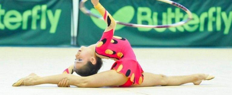 Naţionale de gimnastică ritmică la Arad