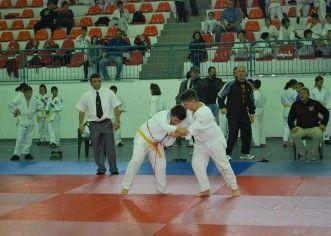 Judoka arădeni vizează puncte și medalii europene