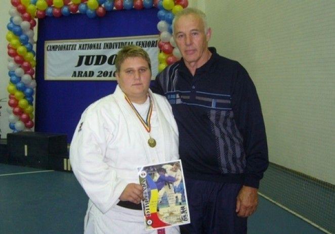 Judoka Beata Kabat a cucerit aurul la Naţionale