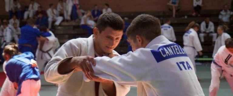 Raul Hanciuţa a urcat pe podium în Croaţia