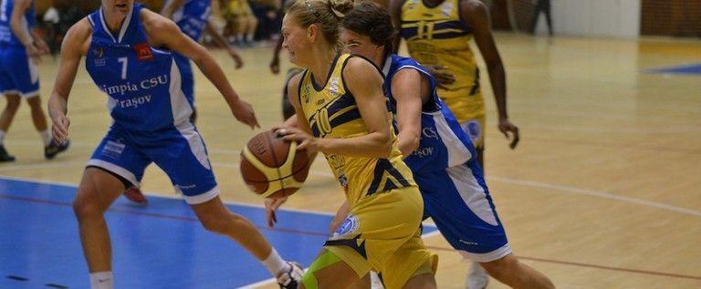 Univ.Goldiş ICIM redebutează în Liga Europei Centrale