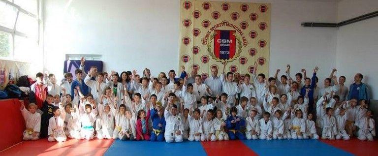 Ziua Mondială a Judoului va fi sărbătorită şi la Arad