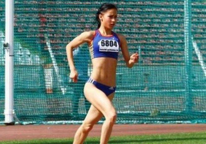 Mădălina Florea aleargă la maratonul nipon