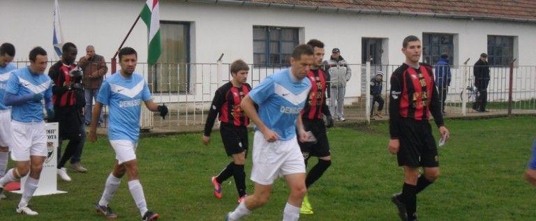 Bucurie de final în Podgorie: Şoimii Pîncota – CS Ineu 1-0