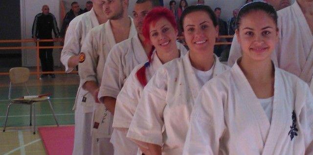 Karatiştii au cucerit medalii la Cupa României