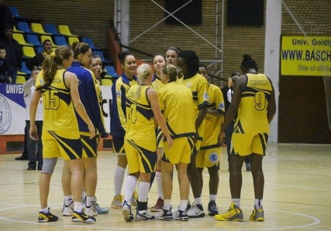 Aradul participă cu cinci baschetbaliste la All Star Game