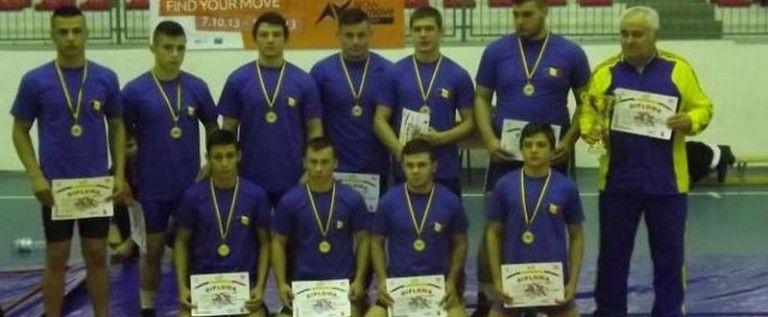 CS Astra Arad are 5 sportivi în lotul naţional de lupte greco-romane