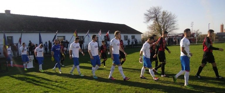 Național Sebiș a câștigat ultimul amical, 1-0 cu CSM Lugoj