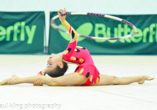 Gimnastele au urcat pe podium la Cupa României