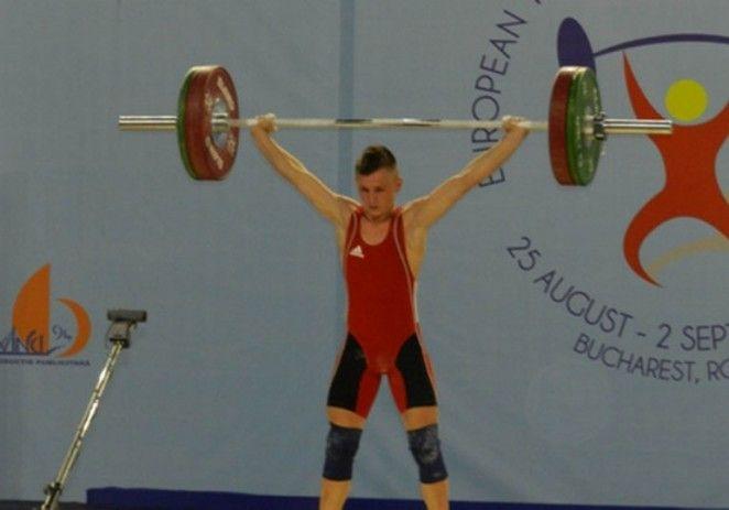 Florin Vizitiu a debutat cu brio la Europenele de seniori