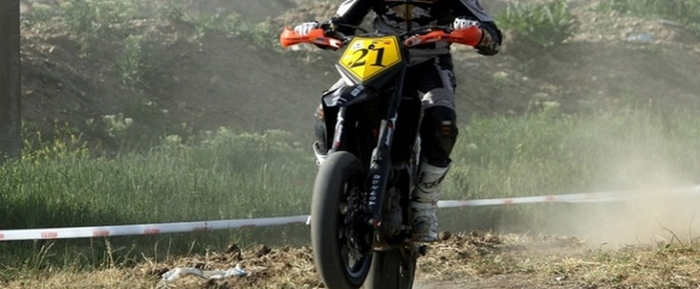 Sorin Trăistaru este motociclistul anului în Supermoto!