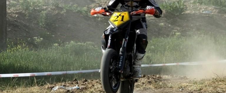 Circuitul VIK Power Arad a deschis sezonul european de supermoto