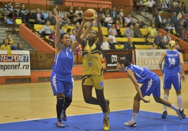 Destiny Williams – cea mai eficientă baschetbalistă din campionat