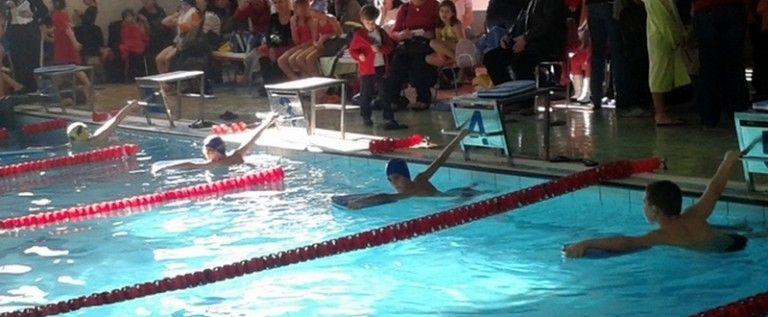 Micii înotători s-au remarcat la Timişoara