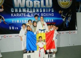 Bushido Vladimirescu a făcut furori la Mondiale