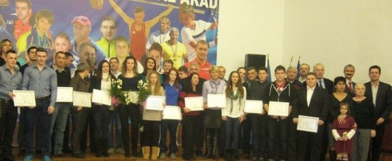 CSM Arad şi-a premiat performerii anului