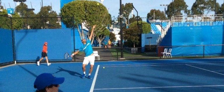 Aventură încheiată la Australian Open