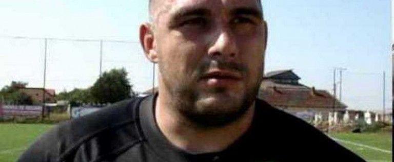 Marian Grindei face în vară 10 ani în echipa de rugby a Aradului!