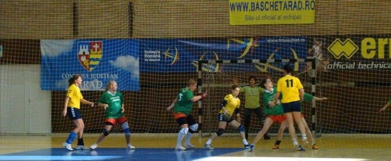ACS Avram Iancu se retrage din liga secundă de handbal