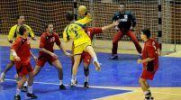 Două înfrângeri pentru handbaliștii arădeni, la sfârșit de an