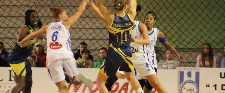 Univ.Goldiş ICIM s-a calificat în semifinalele Cupei României
