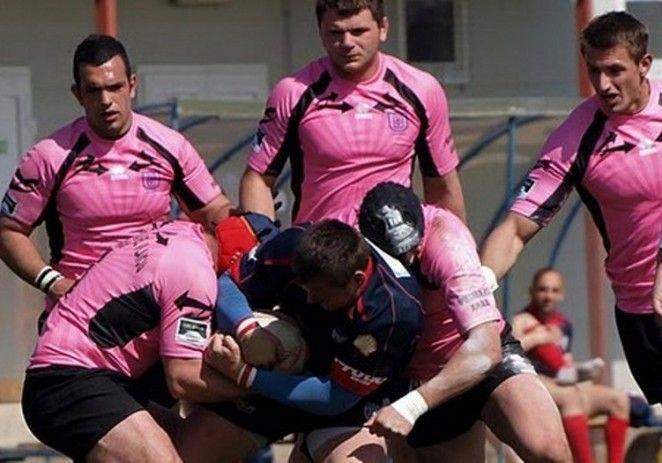 CSU Arad are şapte adversare în Divizia Naţională de rugby